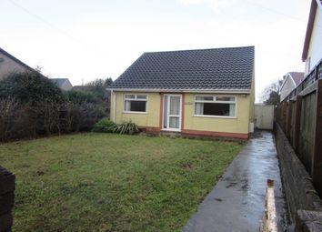 Thumbnail 2 bed bungalow to rent in Mynydd Bach Y Glo, Waunarlwydd, Swansea