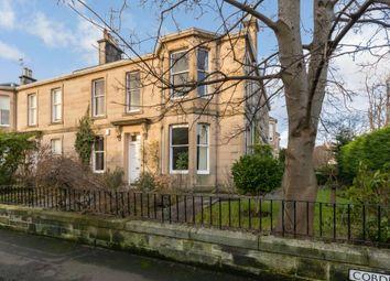 Thumbnail 4 bed semi-detached house for sale in Cobden Crescent, Newington, Edinburgh