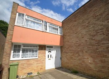 Thumbnail 3 bedroom end terrace house for sale in Coniston Way, Bletchley, Milton Keynes