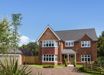 Thumbnail 4 bed detached house for sale in River View, Powell Lane, Barton Seagrave