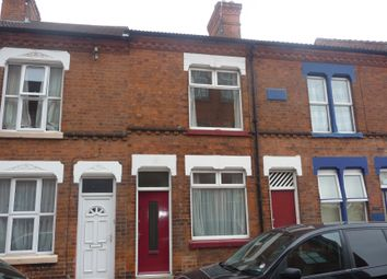Thumbnail 2 bed property to rent in Wordsworth Road, Knighton Fields, Leicester
