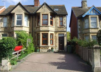 Thumbnail 4 bed semi-detached house to rent in Forest Road, Melksham