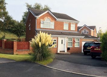 Thumbnail 4 bed detached house for sale in Holden Clough Drive, Ashton-Under-Lyne