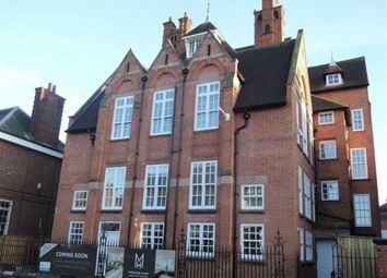 Thumbnail 2 bed flat for sale in Clarendon Park Road, Leicester
