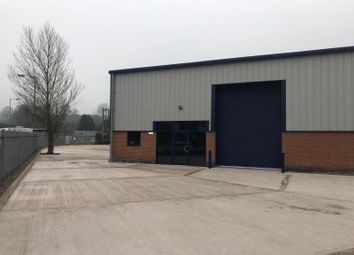 Thumbnail Industrial to let in Unit C, Churnetside Business Park, Harrison Way, Cheddleton, Leek