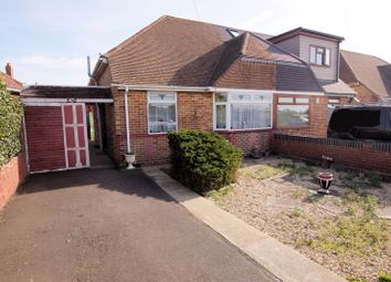 Thumbnail 3 bed semi-detached bungalow for sale in Cranleigh Road, Fareham