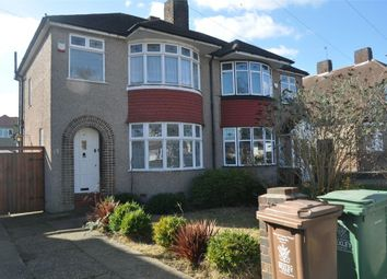 Thumbnail 3 bed semi-detached bungalow to rent in Braywood Road, London