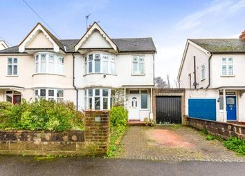 Thumbnail 3 bed semi-detached house for sale in Ringwood Avenue, Redhill, Surrey