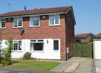 Thumbnail 2 bed semi-detached house to rent in Cadwell Close, Alvaston, Derby