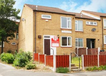 Thumbnail 3 bed town house for sale in Garland Close, Westfield, Sheffield, South Yorkshire
