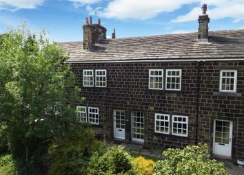 Thumbnail 4 bed cottage for sale in Carr Road, Calverley, Pudsey