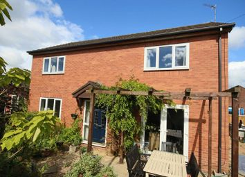 Thumbnail 3 bed detached house for sale in Quarry Bank Road, Market Drayton