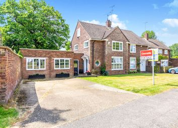 Thumbnail 5 bed semi-detached house for sale in Beehive Green, Welwyn Garden City