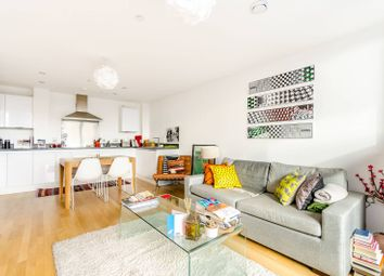 Thumbnail 1 bed flat for sale in Parkside Avenue, Greenwich
