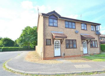 Thumbnail 3 bed end terrace house for sale in Bassenthwaite, Stukeley Meadows, Huntingdon, Cambridgeshire