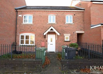 Thumbnail 3 bed terraced house to rent in Little Connery Leys, Birstall