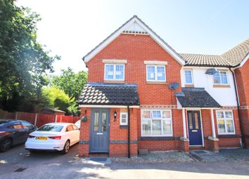 Thumbnail 3 bed end terrace house for sale in Lodge Farm Drive, Old Catton, Norwich