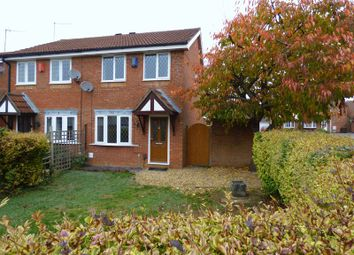 Thumbnail 2 bed semi-detached house to rent in Granary Road, Northampton