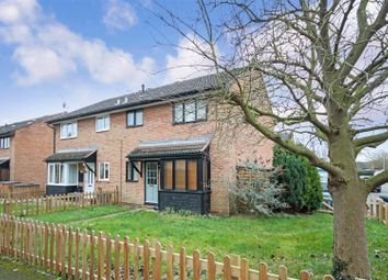 Thumbnail 1 bed semi-detached house for sale in Rosebay Gardens, Soham, Ely