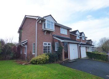 Thumbnail 3 bed detached house to rent in Wilderswood Close, Whittle-Le-Woods, Nr Chorley