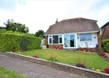 Thumbnail 2 bed detached bungalow for sale in Tovey Close, Eastbourne