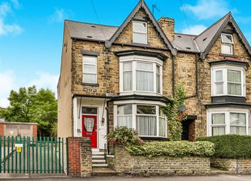 Thumbnail 5 bed end terrace house for sale in Steade Road, Sheffield