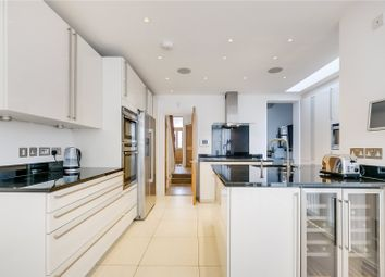 Thumbnail 4 bed terraced house to rent in Cornwall Grove, Chiswick, London