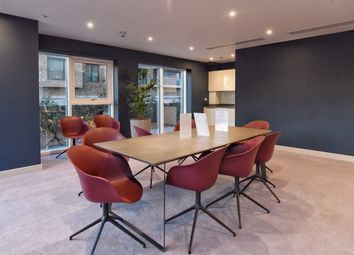 Thumbnail 2 bed flat for sale in Peglar Square, London