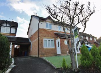 Thumbnail 2 bed semi-detached house for sale in Roxborough Walk, Woolton, Liverpool