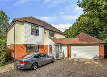 Thumbnail 4 bed detached house for sale in Hall Green Lane, Hutton, Brentwood