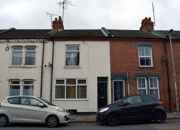 Thumbnail 2 bed terraced house to rent in Lea Road, Northampton