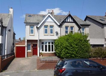 Thumbnail 4 bed semi-detached house for sale in Carlton Avenue, Barrow In Furness, Cumbria