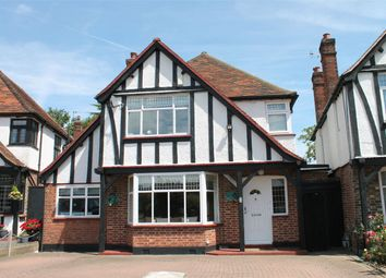 Thumbnail 4 bed detached house for sale in Kings Drive, Edgware, Middlesex