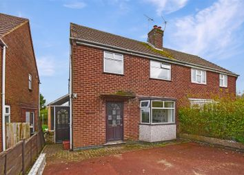 Thumbnail 3 bed semi-detached house to rent in Hardy Street, Alfreton