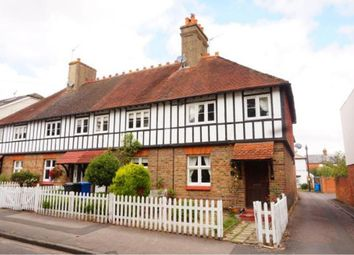 Thumbnail 2 bed end terrace house for sale in Vicarage Road, Maidenhead