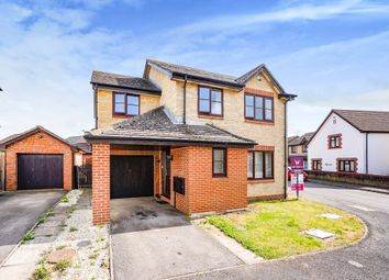 Thumbnail Detached house for sale in French Laurence Way, Chalgrove, Oxford