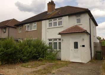 Thumbnail 3 bed semi-detached house to rent in Hampden Road, Harrow, Middlesex