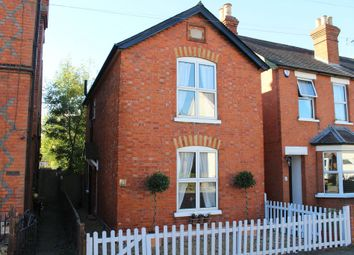Thumbnail 3 bed detached house for sale in Denham Road, Egham