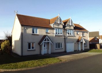Thumbnail 3 bed semi-detached house for sale in Cedar Court, Widdrington, Morpeth