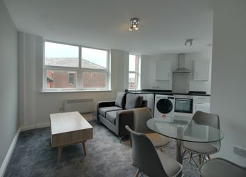 Thumbnail 1 bed flat to rent in Camden House, 2 Grey Street, Ashton-Under-Lyne, Lancashire
