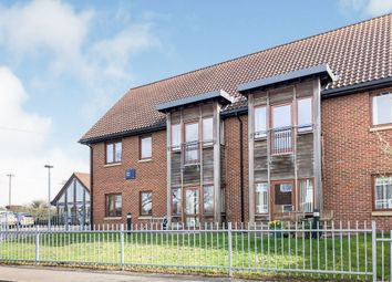 Thumbnail 2 bed flat for sale in Thompson Close, Haughley, Stowmarket
