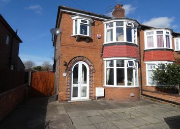 Thumbnail 3 bed semi-detached house for sale in Alderson Drive, Doncaster