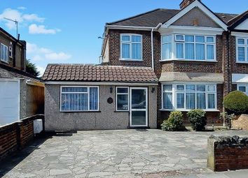 Thumbnail 4 bed semi-detached house for sale in Sherborne Avenue, Southall