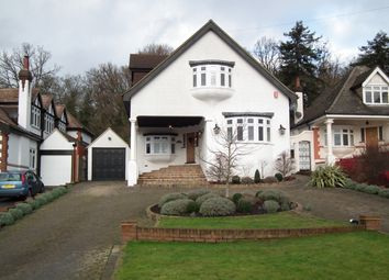 Thumbnail 5 bed detached house for sale in Georges Wood Road, Brookmans Park