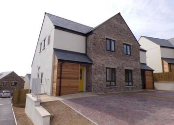 Thumbnail 3 bed semi-detached house for sale in Gilbury Hill, Lostwithiel