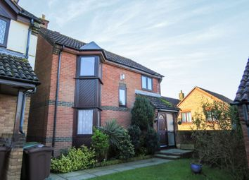 Thumbnail 3 bed detached house for sale in Gilbert Court, Plympton, Plymouth
