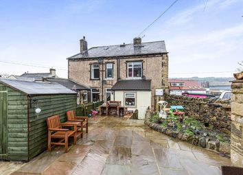 Thumbnail 5 bed semi-detached house for sale in Thwaites, Keighley