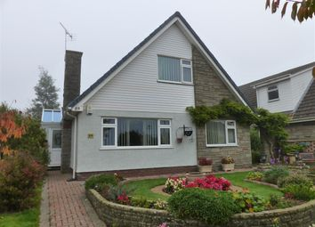 Thumbnail 4 bed detached house for sale in Sandy Lane, Caldicot