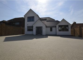Thumbnail 5 bed detached house for sale in Harley Shute Road, St Leonards On Sea