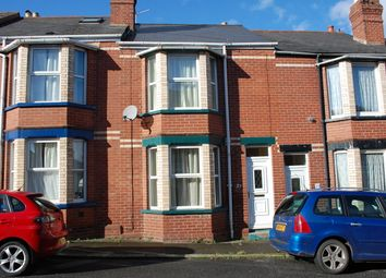 2 bed terraced house to rent in Saxon Road, Exeter EX1